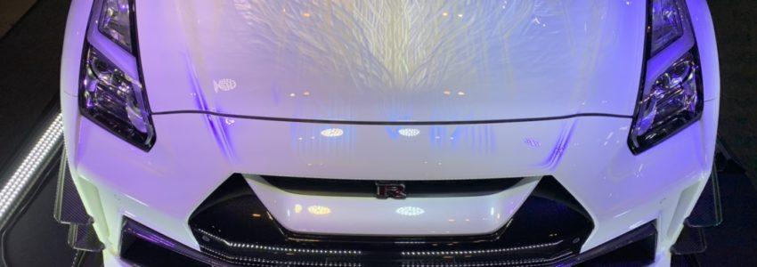 東京オートサロン展示車がさいたま店に!!②#KUHLRACING#ROHAN#VERZ-WHEELS#GT-R#R-35