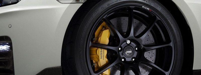 @雑記 GT-R NISMOのブレーキキャリパーはなぜ黄色なのかというお話。