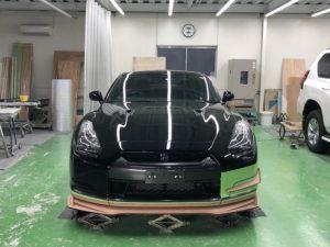 【開発情報】R35 GT-R 08モデル用最新作エアロ、追加パーツも開発中!