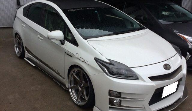 店頭納車☆愛知県S様☆KUHLHIBRID雑誌掲載多数デモカー仕様30R-GT