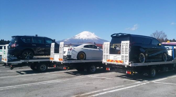 2018東京オートサロン開催前日!KUHLRACING-JAPAN出展台数11台!! R35 GT-R!ハイエースワイド!マスタング!ダッジチャレンジャー!