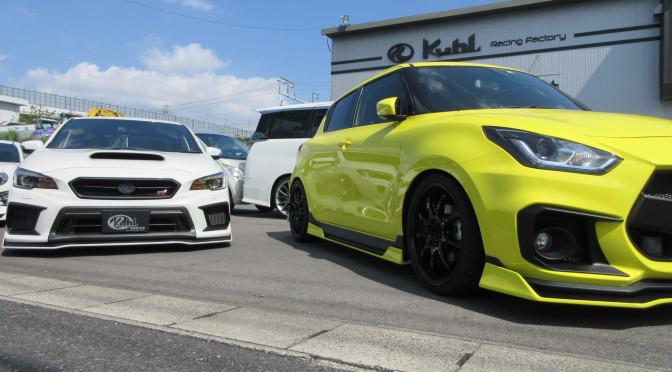 KUHL RACING名古屋 10月もお得なキャンペーン多数実施中です!!