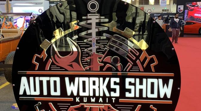 クウェートオートワークスショーへ出展してきました!! KUHL 35GTR パトロール VERZホイール