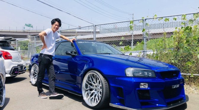NEW MEMBER!! 自己紹介 KUHLRACING名古屋