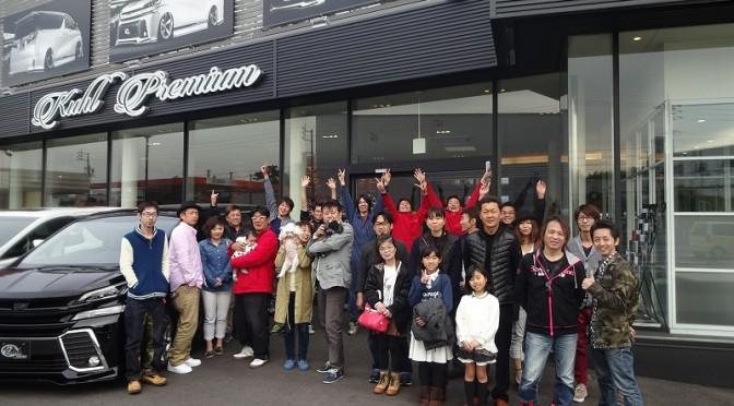 KUHL PREMIUM名古屋!皆様、今年1年有難うございました!12月28日~1月3日までお休みいただきます!