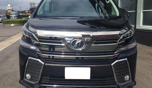 愛知県 店頭納車 30ヴェファイア ベ-シックコンプリ-ト