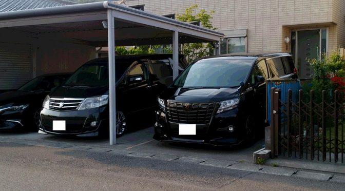 KUHL PREMIUM名古屋 静岡県納車!アルファードシルクブレイズコンプリート(^◇^)