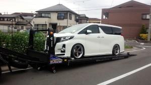 KUHL PREMIUM名古屋 アルファードフルコンプリート!愛知県納車!!!
