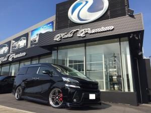30ヴェルファイア新車 Z-Aエディション KUHLPREMIUMフルエアロ コンプリート 愛知県納車