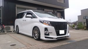 30アルファード新車コンプリート納車しました(^_-)-☆クールプレミアム名古屋(^_-)-☆