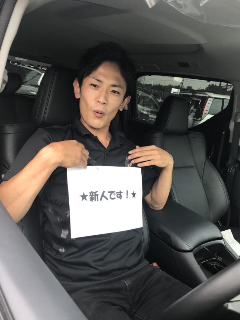 PREMIUM店のNEWフェイス!!