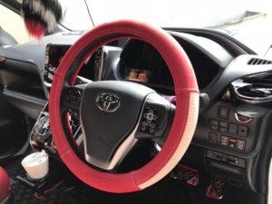 A様 VOXY 煌 こだわりの内装 アドミレーション グレース クールプレミアム クールレーシング 80ヴォクシー すごく素敵な内装です!