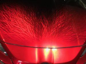 雨の湿気で髪の毛もじゃもじゃ 今瀬もじゃです  クールプレミアム名古屋 アルファード ヴェルファイア ノア ヴォクシー