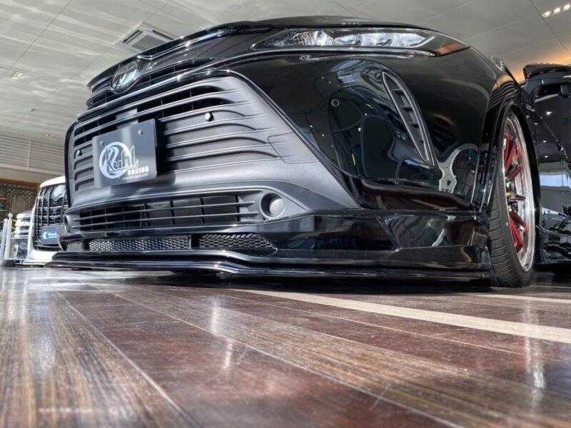 KUHLPREMIUM名古屋 80ハリアー 80H-SS NEWパーツ続々発売開始!! 車高調 ローダウン エアサス エアロパーツ マフラー アルミホイール VERZ