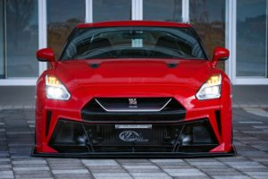 KUHL × R35 そのカスタム、フロントだけで1000通り!? ~ 「35R-GT II」フロント周り ベーシックパーツ編